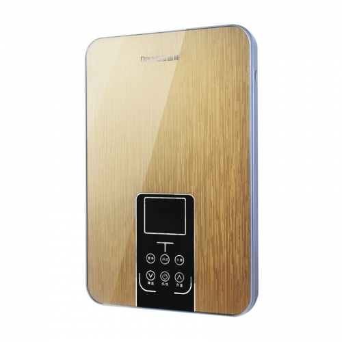 即热式智能恒温热水器适用于主流热水器类型的快节奏生活