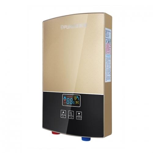即热式智能恒温热水器为何非常值得选购?