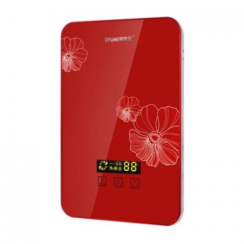 即热式智能恒温热水器的维护保养方法